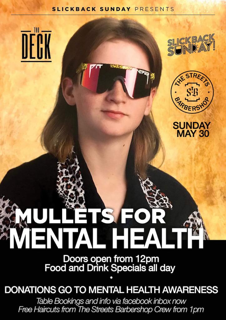 Mullets for mental health